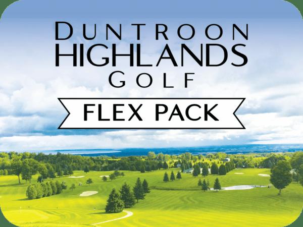 Flex Pack 9 hole