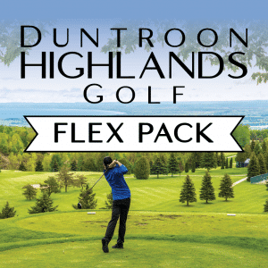 Flex Pack 18 hole