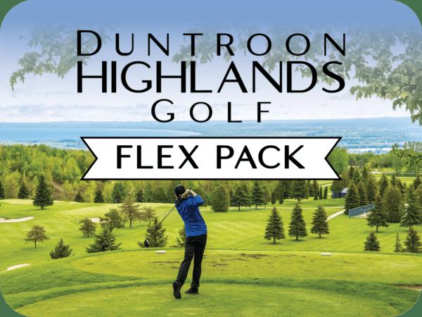 Flex Pack 18 hole